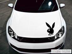 Playboy tuning matrica (30x46 cm)