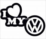 Volkswagen matrica