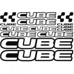 CUBE matrica