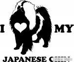 Japán csin matrica 5