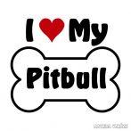 Pitbull matrica 14