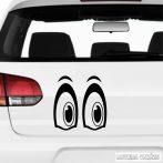Figyelő szemek Autómatrica