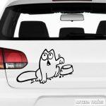 Éhes macska matrica