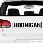 Hoonigan - Autómatrica