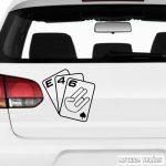 BMW matrica E46 Shocker