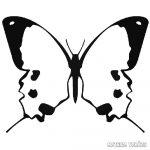 Pillangó matrica 8