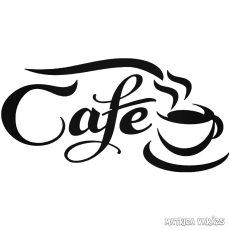 Cafe felirat Autómatrica