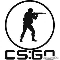 Counter Strike matrica