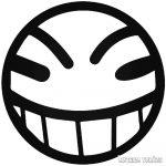 Idióta Smiley Autómatrica