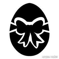 Húsvéti tojás matrica