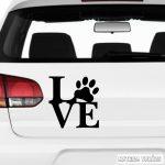 Love Kutya matrica