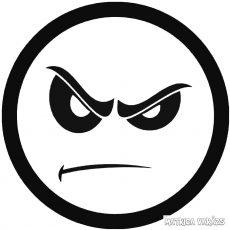 Mérges Smiley Autómatrica