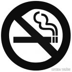 Tilos a dohányzás Autómatrica