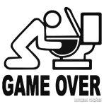 Game Over részegség Autómatrica