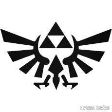 Legend of Zelda matrica