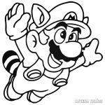 Super Mario Bros 3 matrica