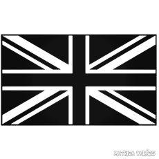 Brit zászló Autómatrica