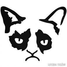 Grumpy Macska matrica