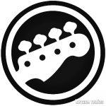 Guitar Hero Basszus matrica