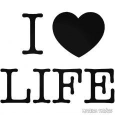 I Love Life - Autómatrica