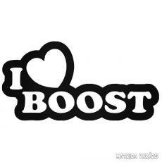 I Love Boost - Autómatrica