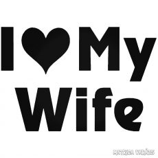 I Love My Wife - Autómatrica
