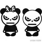 Nagyon ideges pandapár - Autómatrica