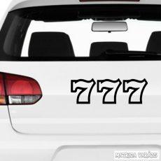 777 Autómatrica