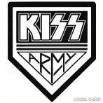 KISS zenekar logó Autómatrica
