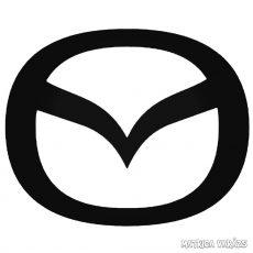 Mazda matrica új embléma