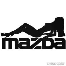 Mazda matrica Nő