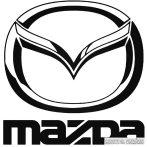 Mazda embléma matrica 2