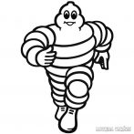 "Michelin baba ""1"" - Autómatrica"