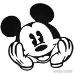 Aranyos Mickey egér Autómatrica
