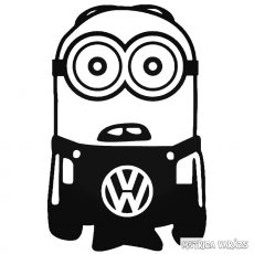 Minion VW matrica