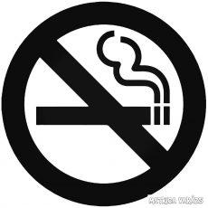 Dohányozni tilos Autómatrica