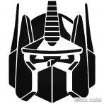 Optimus Prime fej Autómatrica
