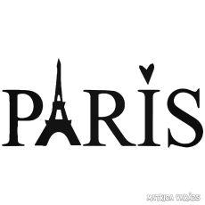 Paris felirat Autómatrica