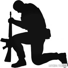 """Imádkozó katona """"1"""" Autómatrica"""