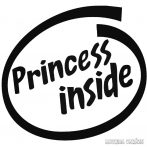 Princess Inside autómatrica