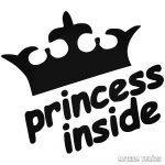 Princess Inside Korona autómatrica