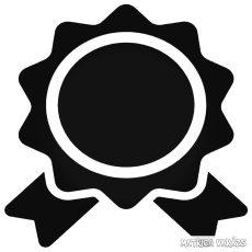 Tisztelet embléma Autómatrica