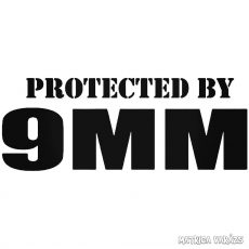 Protected by 9mm Autómatrica