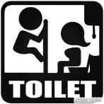 Toilet vicces Autómatrica