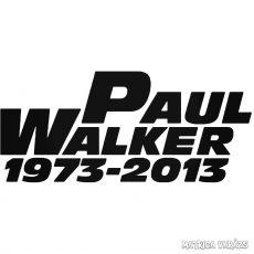 RIP Paul Walker matrica