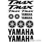 Yamaha Tmax szett matrica