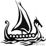 Vikinghajó Autómatrica