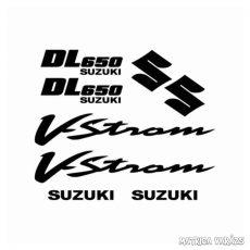Suzuki DL650 szett matrica