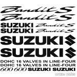 Suzuki 600 Bandit S matrica