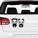 Ideges Pandák matrica